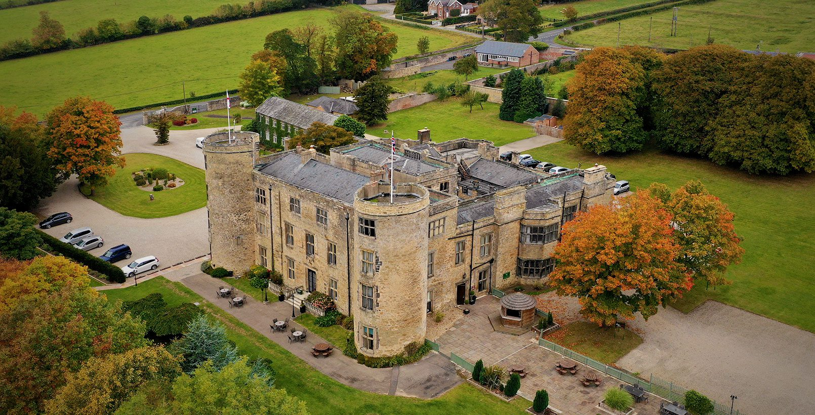 Walworth Castle | Hush Digital | Web Design Darlington