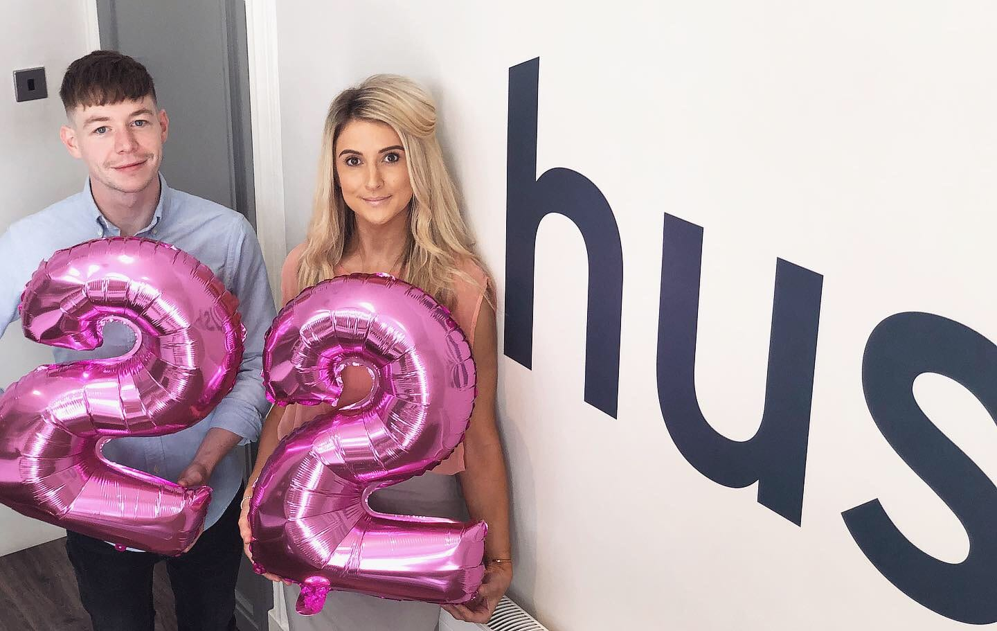 Hush Digital Turns 22!